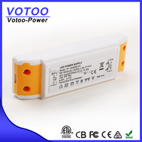 Universal100-240vAC to 12V 24VDC Constant Voltage Led Driver