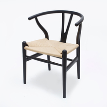 stackable wholesale hans wegner chair for sale/ Nordic style wishbone chair