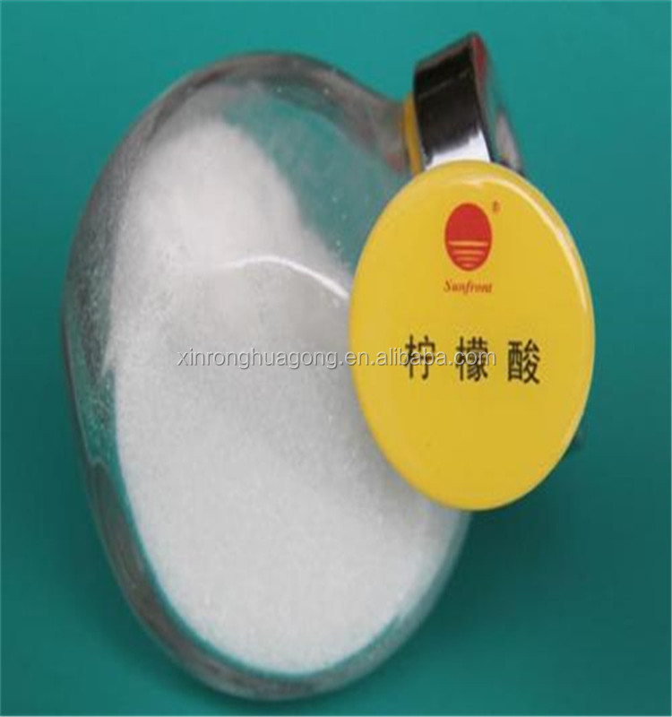 Citric Acid E330 new crop from manufacturing company