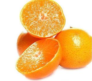fresh citrus fruit/juicy navel orange