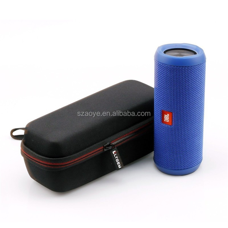 Portable Hardshell Case for JBL Flip 3 or JBL Flip 4 Bluetooth Speaker. s USB Cable and accessorieFits