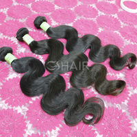 2014 No tangle and No shed,No chemical processed Double weft brazilian brazilian hair extension usa