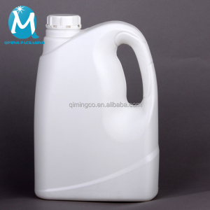 ISO Certificate 5L Food Packaging Plastic Bottle For Milk