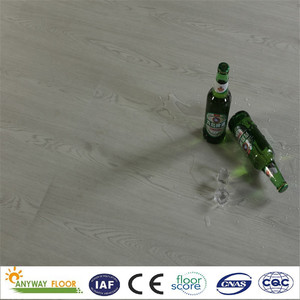Fire Proof Click Lock LVT Vinyl Floor