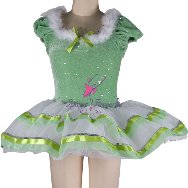 6679e03ee0 Get Quotations · 2015 new arrival velvet ballet dance costumes, while tulle  with ribbon trim ballet dance costumes