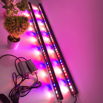 Shenzhen Ip65 Waterproof Hydroponic Systems Diy Idea Led Grow Light Bar Strip Kits For Hydroponics