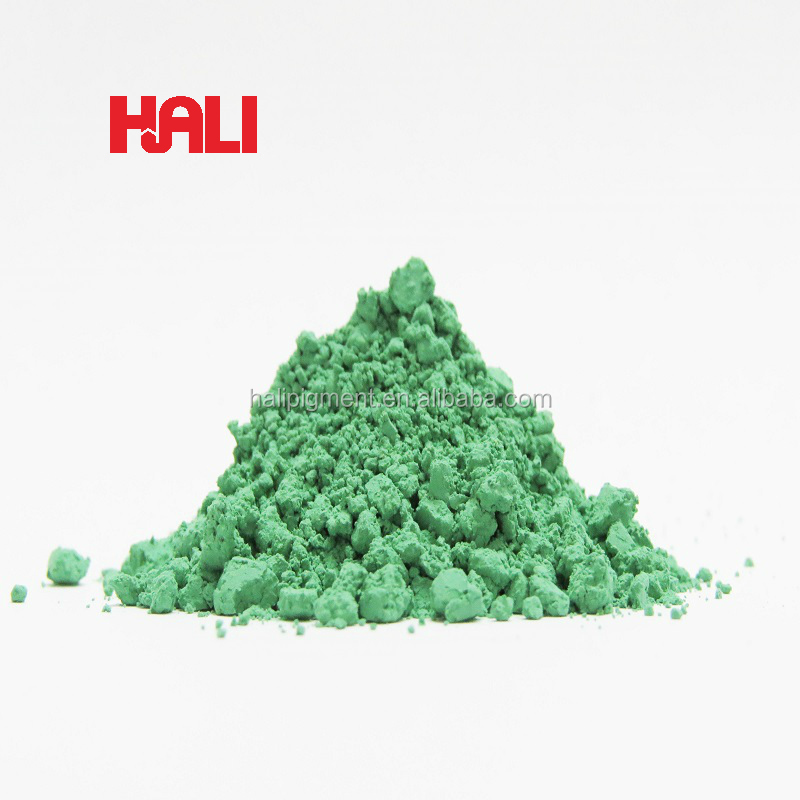 high temperature thermochormic pigment,hand touch sensitive powder,  item:HLG-610, grass green to white