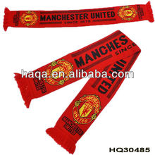 hot sell juniors football scarf,sports souvenirs