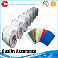 alibaba sellers Trade Assurance Ppgi Coil Color Coated Steel Coil Ral 9012 From China Color Coated Steel coil