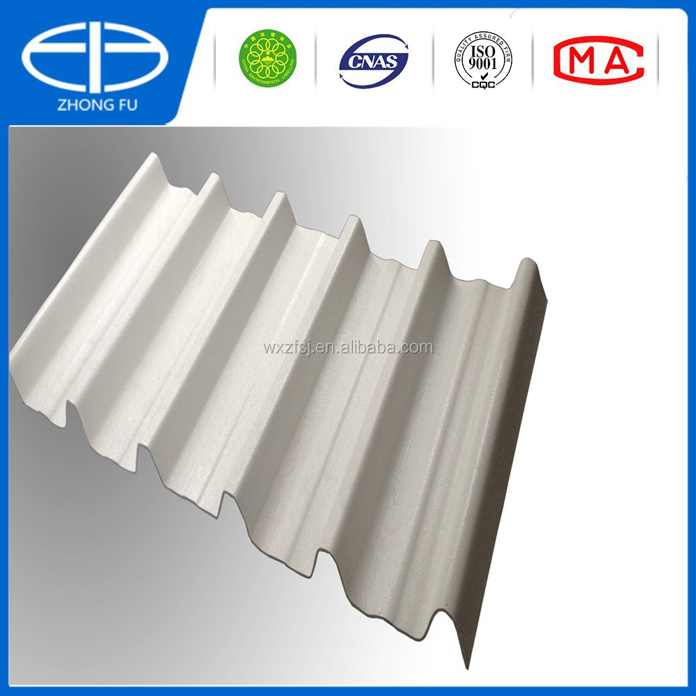 waterproof pvc roof tile for build material