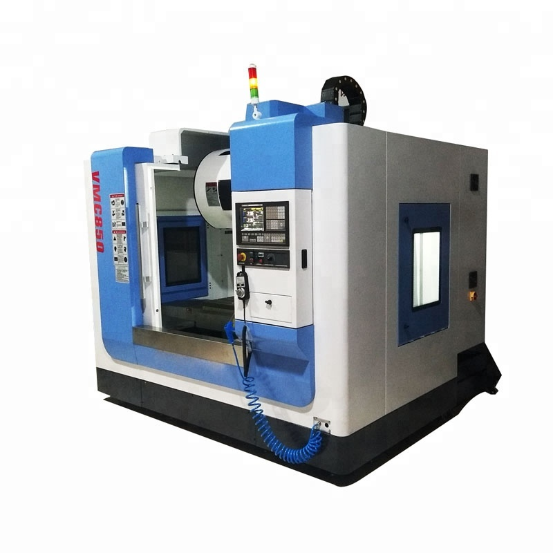VMC850 competitive price milling <strong>cnc</strong> 5 axis machining center