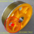Elevator Traction Wheel 620*12*6/OEM Surface polishing elevator security accessories Traction Wheel/, elevator wheel