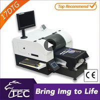 high quality a3 size digital direct to garment printer for t shirt