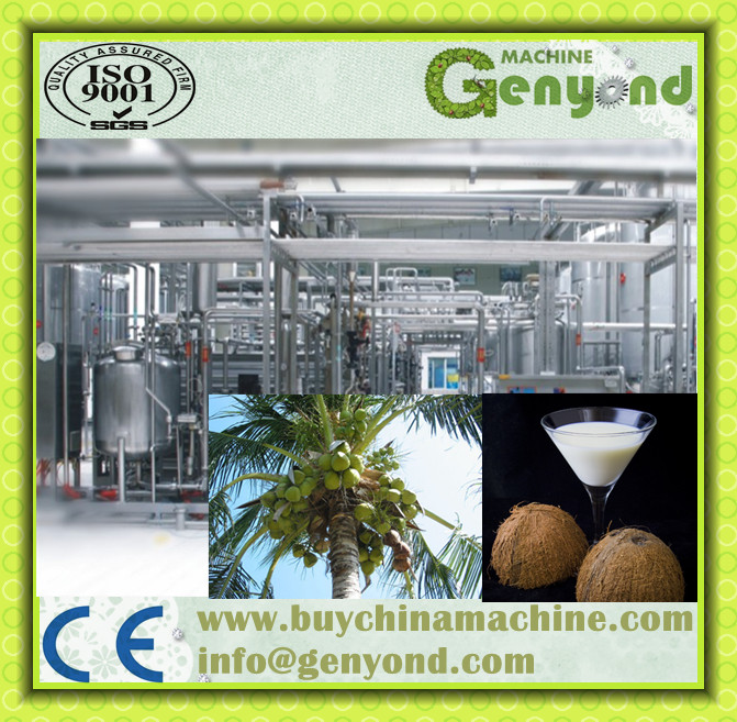 Coconut Water Processing Machine/coconut Juice Machine/coconut ...