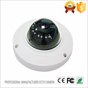 Smart Life Style Security 2.0MP1080P AHD CCTV 360 degree Fisheye Panoramic Vandal-proof Mini Dome camera with wide view angle