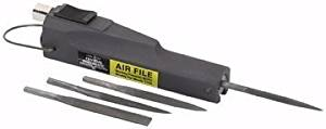 Central Pneumatic Air File With Flat Cut, Half Round, Round and Triangular Files by Central Pneumatic