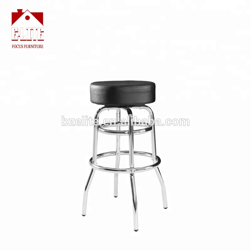 Phenomenal Cheap Promotion Metal Frame Chrome Plated Swivel Used Commercial Restaurant Bar Stools Buy Used Commercial Bar Stools Cheap Metal Bar Stools Used Theyellowbook Wood Chair Design Ideas Theyellowbookinfo