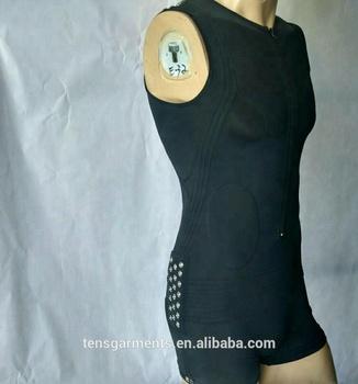 58fbca3f0aa0f Nouvelle technologie électro costume de sport, xbody stimulateur musculaire  robe ems formation vêtements/gilet