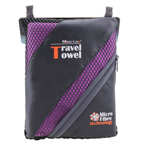 China Supplier Super Absorbent Microfiber custom Sports travel Towel