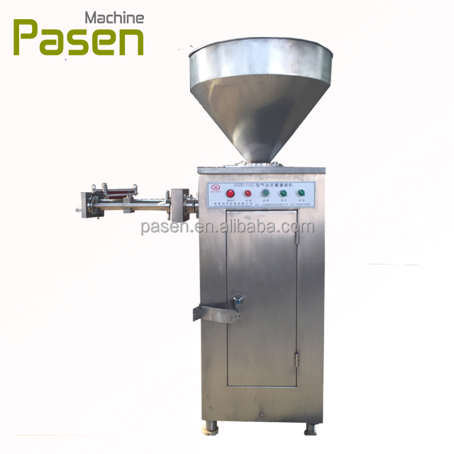 Manual sausage knotting machine / machine for tying sausage / sausage linker