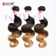 Factory direct sale kbl 1b 4 27 body wave human hair extension,brazilian hair wholesale unprocessed virgin 9a,hair bulk human