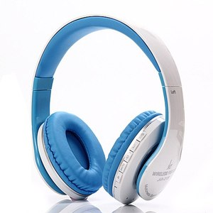 JKR-213B Extra Bass Headphone,Wireless Foldable Headband Headset With FM Radio Support TF Card