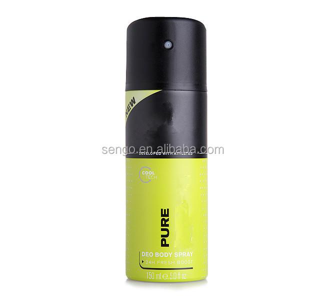 be8f533e5 الرجال أفضل هيئة رذاذ مزيل العرق رائحة جيدة للبشرة الرعاية إزالة رائحة