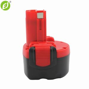 2607335587 battery replace for BOSCH 7.2V O type rechargeable battery pack GSR7.2-1