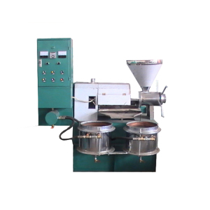6YL-100 screw oil expeller equipment for making edible oil
