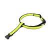 wholesale nylon best selling relective Printing no pull dog leash and harness