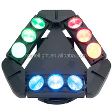 China <span class=keywords><strong>Leverancier</strong></span> Beam LED 9 Ogen Spider Moving Head Licht voor Disco Nachtclub <span class=keywords><strong>Effect</strong></span>