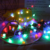 Hot Sale Price 200 Solar Fiber Optic 12mm Rgb Led Pixel Light String