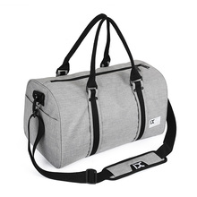 Chine <span class=keywords><strong>Mode</strong></span> pas cher Gym Fourre-Tout Sac <span class=keywords><strong>De</strong></span> Sport Surdimensionné Week-End Sac <span class=keywords><strong>De</strong></span> Voyage Sac <span class=keywords><strong>de</strong></span> voyage avec Compartiment À Chaussures