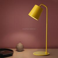 Cartoon creative decorative lamp shade portable luminaire table lamp for study desk lamp