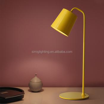 Cartoon Creative Decorative Lamp Shade Portable Luminaire Table Lamp