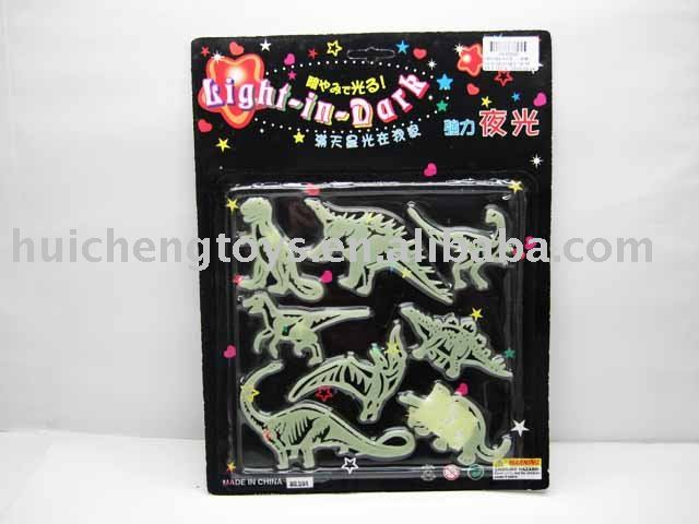 cheap toy promotion item magical glow in the dark wallpaper for sale