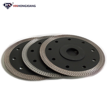 Hot pressed power tools accessories circular diamond saw blade for tile cutting