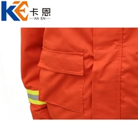 High Quality Nomex Fire Fighting Suits, Fire Fighter Clothing