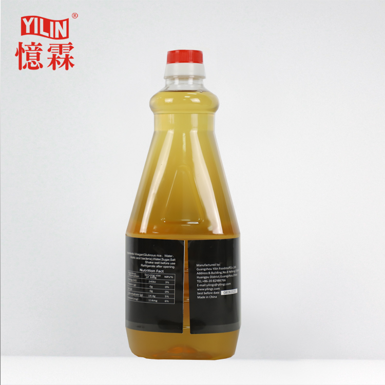 competitive price 1.1L Sweet sushi vinegar without Alcohol