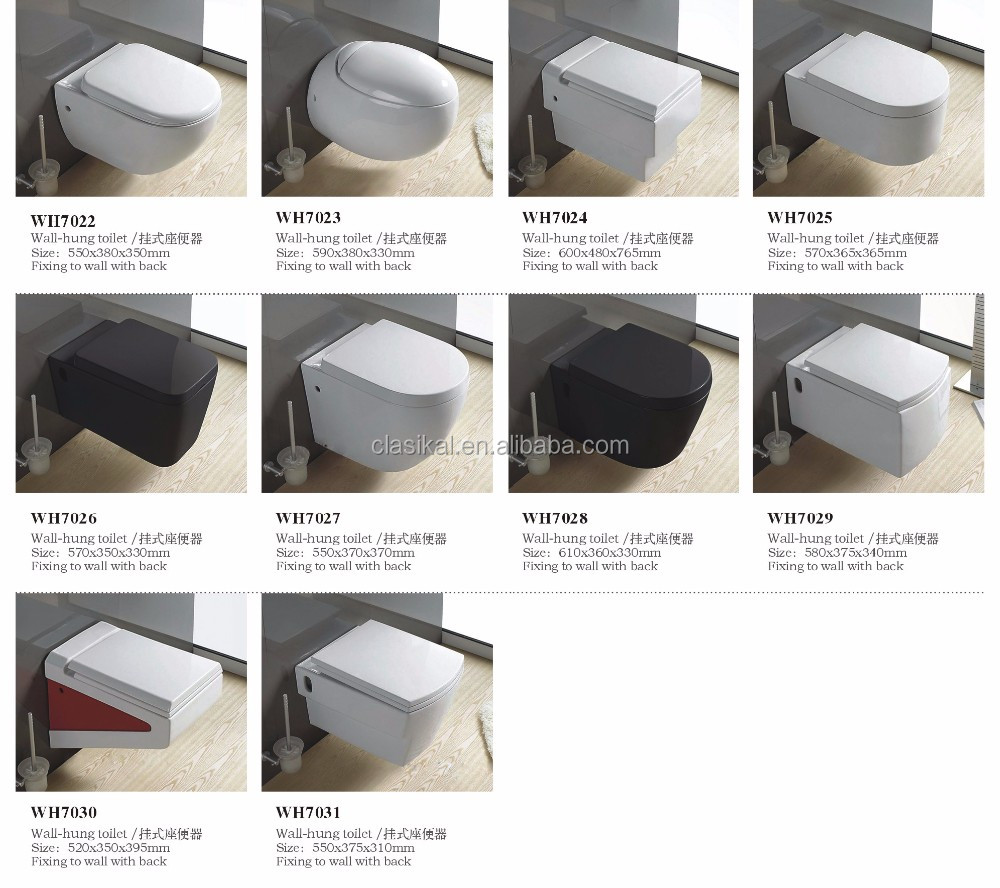 hei er verkauf keramik verdeckte flush system wand hing wc buy product on. Black Bedroom Furniture Sets. Home Design Ideas