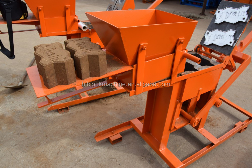 small brick making machine