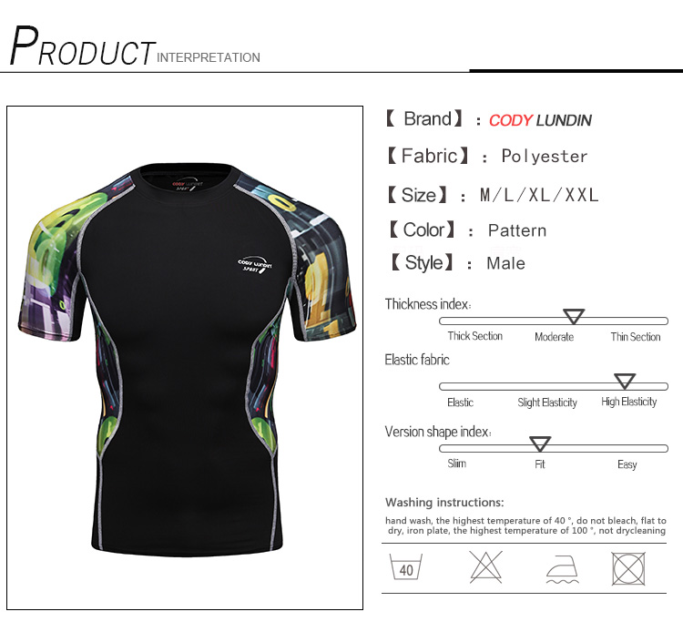 Cody Lundin Wholesale Youth Compression Shirts Mma Rash Guard Keep Fit  Fitness Short Sleeve Base Layer - Buy Wholesale Compression  Shirts,Wholesale