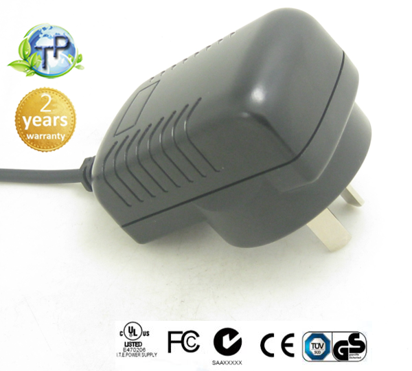 9v 1a us plug power adapter supply smps 9w 9v1a us plug ac/dc power adapter charger 9w 9v1a us plug ac/dc power adapter wall-mou