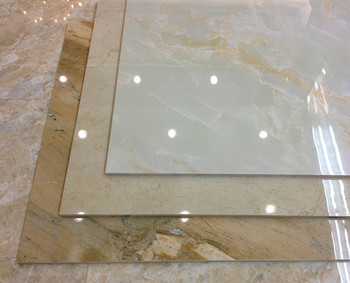 Natural Marble Stone Artificial Marble Glazed Flooring