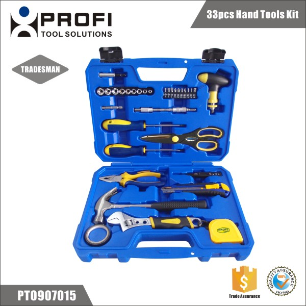 Cheap 33pcs Home Appliance Repair Tools Kit For Promotion