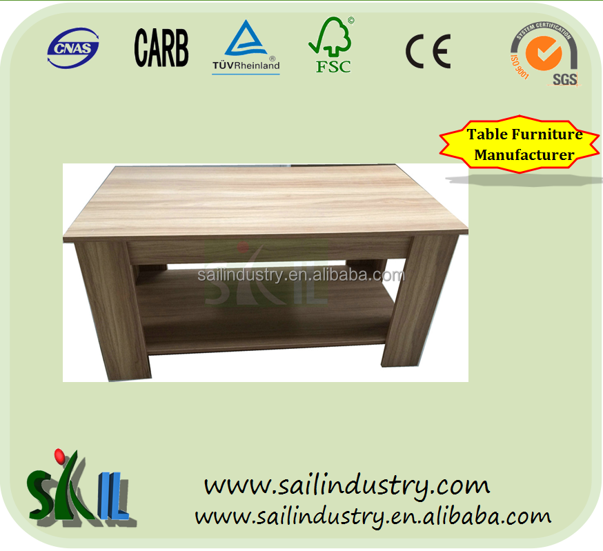 MDF Modern Coffee Table/Tea Table/Wooden Table home furniture