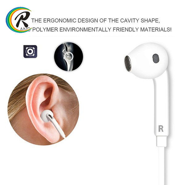 cell phone for Samsung S6 sports earphone bluetooth for Samsung stereo earphone with mic