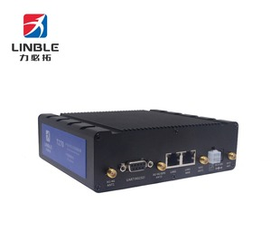 cheap price 3g/4g lte to serial port industrial vehicle router Supports PPTP clientL2TP client