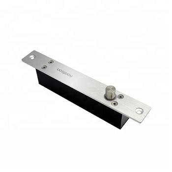 9b954762e32 Fail Safe Sturdiness garage door sliding cylinder hook electronic drop dead  bolt lock for glass door