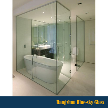 Bl Mm Mm Mm Mm Mm China Factory Toughened Glass Partition For - Bathroom glass partition price